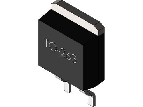 F2907ZS ; Transistor N-MOSFET 75V 170A 330W 3.5mΩ, TO-263 D2PAK GDS