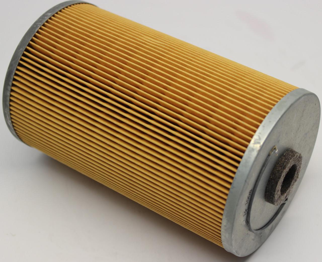 MTU 396 Fuel Filter Replacement P1018/1