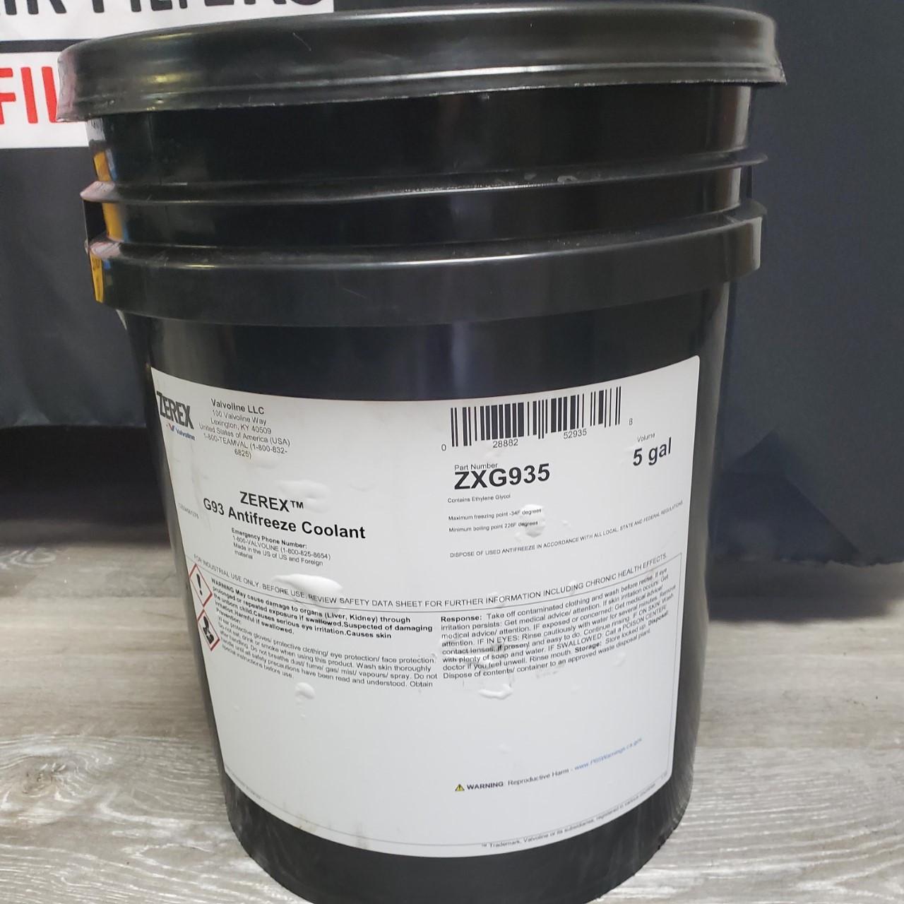 MTU G93 Coolant