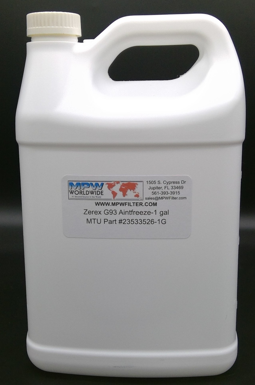 Glysacor G93 1 Gal. Pail-23533526 POWERCOOL-1GAL