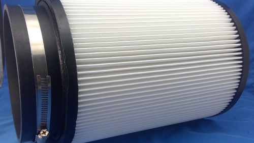 MPW Replacement Air Filter for 1000917 We offer 2 lengths SP2740-300 or SP2740-400 Washable Air filter with soap and water