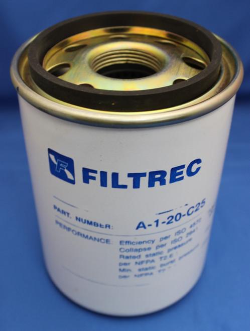 Filtrec A120C25