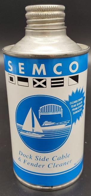 Semco Dockside Cable & Fender Cleaner