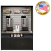 All State ASMMS491-DSST Micro Market Coffee Stand