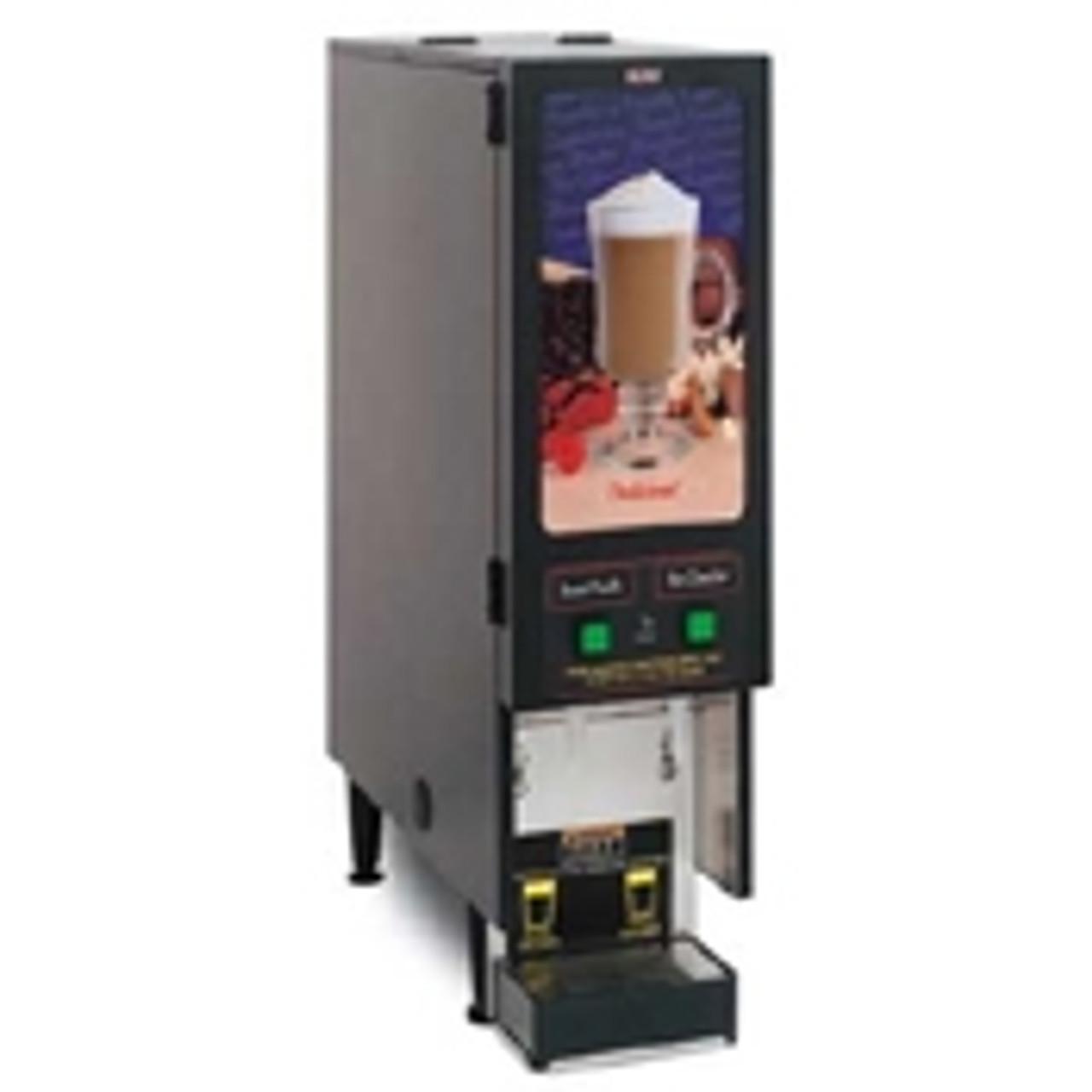 2 Hopper Dispensers
