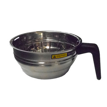 Bunn Compatible 20216.0000 Stainless Steel Filter Basket