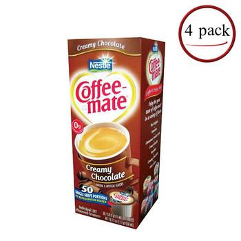 Coffee Mate Creamy Chocolate Creamer