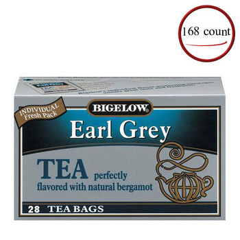 Bigelow Earl Grey Tea 168 Bags