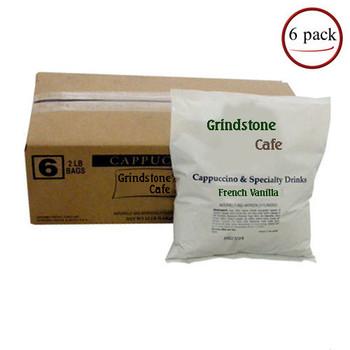 Grindstone Cafe French Vanilla Cappuccino