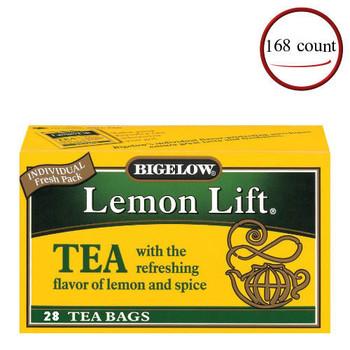 Bigelow Lemon Lift Tea 168 Bags