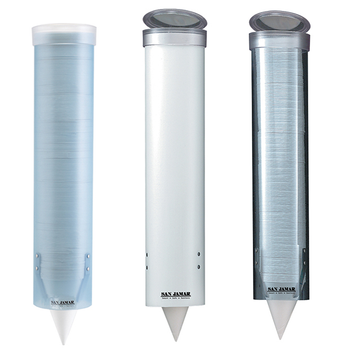 San Jamar Medium Cup Dispenser