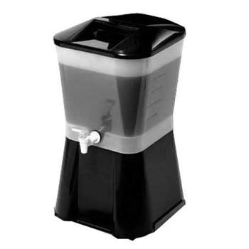 Newco 3 Gallon Ice Tea Tub Dispenser