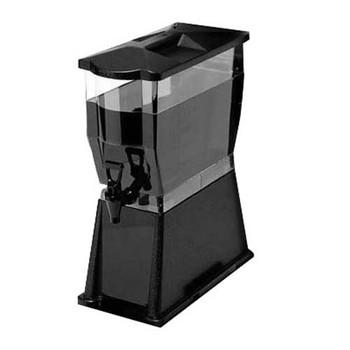 Newco 3 Gallon Ice Tea Slim Line Dispenser