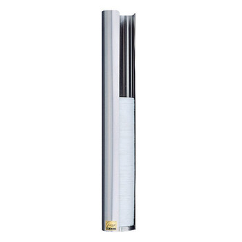 San Jamar Small Stainless Steel Lid Dispenser