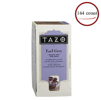 Tazo Earl Grey Tea 144 Bags