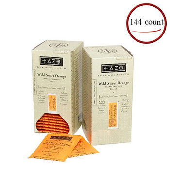 Tazo Wild Sweet Orange Tea 144 Bags