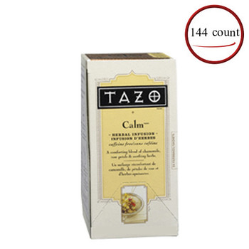 Tazo Calm Tea 144 Bags