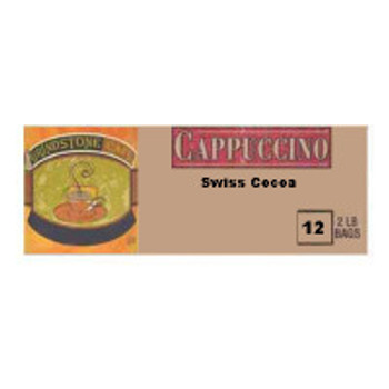 Grindstone Cafe Swiss Cocoa Mix 24 Lb