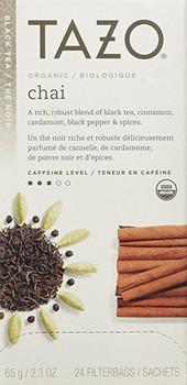 Tazo Organic Chai Tea 144 Bags