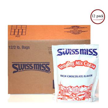 Swiss Miss Hot Cocoa Whipper Mix 24 Lb