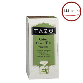 Tazo China Green Tips Tea 144 Bags