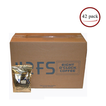 Eight O'clock Original Blend Coffee Packets 42/CT 1.5 oz