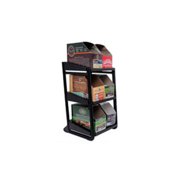 HHD K-Cup / Pod 6 Box Coffee Rack