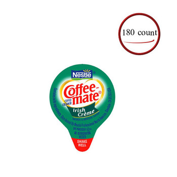 Coffee Mate Irish Creme Creamer 180 Count