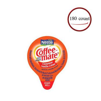 Coffee Mate Cinnamon Vanilla Creamer 180 Count