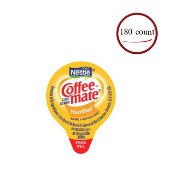 Coffee Mate Hazelnut Creamer 180 Count