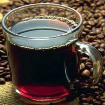 Catherine Marie's Salted Caramel Flavored Coffee Beans