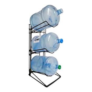 HHD 5 Gallon Water Bottle Rack 3 Tier