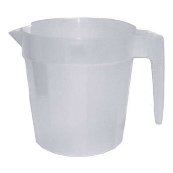 HHD 48 oz. Plastic Water Pitcher
