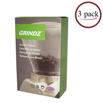 Urnex Grindz Coffee Grinder Tablets 3/CT