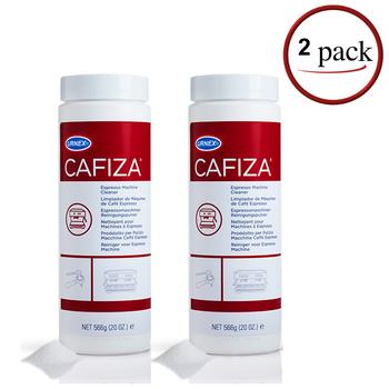 Urnex Cafiza Espresso Machine Cleaner 20 oz 2 Pack