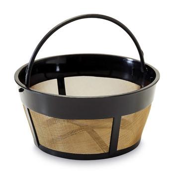 BrewTek ES18 Permanent Gold Coffee Maker Filter Basket