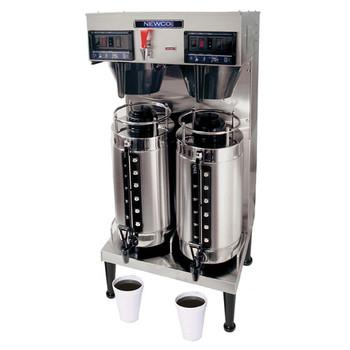 Newco GXDF-8D Dual Satellite Coffee Maker