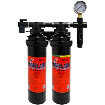 Homeland HFK24 Dual Water Filtration System