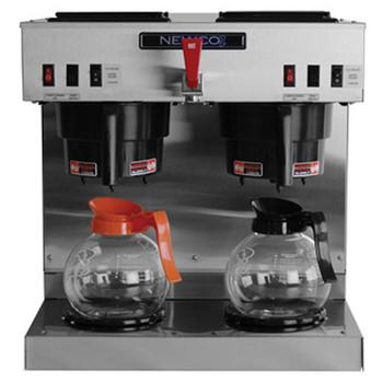 Newco GKDF2-15 Dual Satellite Coffee Maker