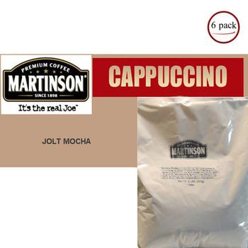Martinson Double Mocha Instant Cappuccino Mix 12 Lb