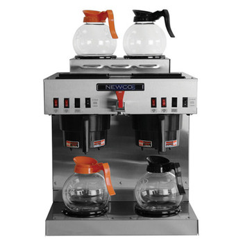 Newco GKDF4-15 Dual Satellite Coffee Maker, newco 700494