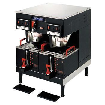 Newco GXDF2-15 Dual Satellite Coffee Maker