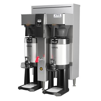 Fetco CBS-2142XTS Twin 1.0 Gallon Coffee Maker