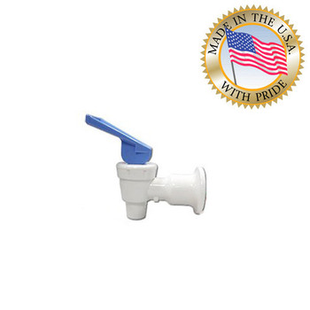 Tomlinson Water Cooler Faucet Assembly White/Blue