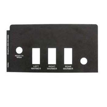 HHD 5 Hole Label
