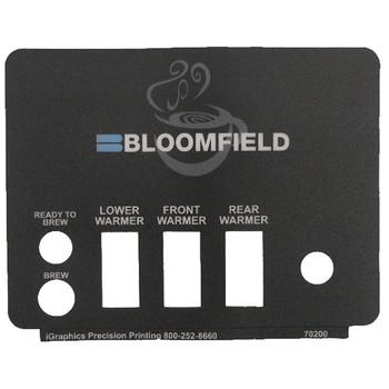 Bloomfield Basin Label