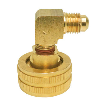 """HHD 3/4"""" Garden Hose x 1/4"""" Male Flare Adapter"""