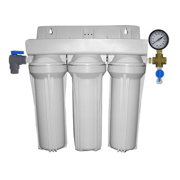Omnipure TFK38 Triple Water Filter System