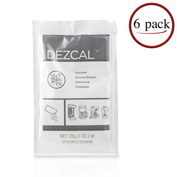 Urnex Dezcal Activated Scale Remover 6 C/T