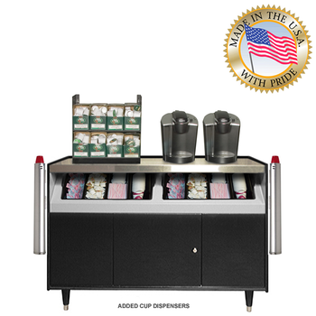 All State OCS 490 Office Coffee Stand